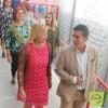 La Consejera de Igualdad y Familia, Violante Tomás, visita las instalaciones de ASPAJUNIDE