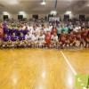 Los veteranos de El Pozo Murcia y Fútbol Sala Jumilla disputan un partido a beneficio del niño Adrián Guzmán