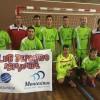 """El equipo de fútbol sala de ASPAJUNIDE gana el VII Trofeo Internacional """"Ciudad de Barcelona"""""""