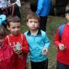 Los niños, geólogos por un día en las Minas de la Celia