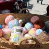 El arte de tejer puesto en escena por la Asociación de Artesanos de Jumilla