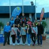Tres ciclistas jumillanos participan en la Copa Mar Menor de carácter social