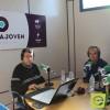 El deportista jumillano Angel Lencina Alonso visita Antena Joven