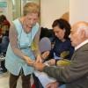 El espartero jumillano, Francisco Jiménez, realiza un taller para pequeños y mayores