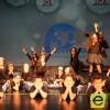 El colegio Cruz de Piedra finalizó hoy las actuaciones navideñas 2016 del Teatro Vico