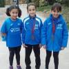 Athletic Club Vinos D.O.P. Jumilla en los Campeonatos Regionales de 10 Km en Ruta e Individual Benjamín y Alevín