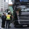 Varios muertos y decenas de heridos en Berlín en un mercado navideño