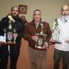 """La peña """"Los Choris"""" ganadora del concurso comarcal de palomos deportivos en Fuente del Pino"""