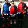 Tres Jumillanos estuvieron en la X Edición del Valle Trail este fin de semana.