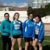 Los atletas del Athletic Club Vinos D.O.P. Jumilla completan una buena actuación en el Regional de Combinadas celebrado en Jumilla