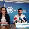 El carril bici, los Presupuestos Municipales 2017, la piscina olímpica y la caldera del colegio de la Asunción los asuntos tratados por el PP en rueda de prensa