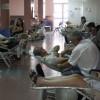 Setenta y siete donantes acudieron a la llamada a donar sangre