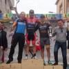 El ciclista jumillano Francisco Javier Pérez (Gori) tercero en Roldán