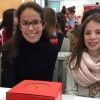 Dos alumnas del IES Infanta Elena en la final del Concurso Coca-Cola Jovenes Talentos de Relato Corto