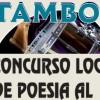 Alba Pérez Guardiola gana el I Concurso Local de Poesía de Tambor