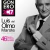 Luis del Olmo pregonará la 46 Fiesta de la Vendimia