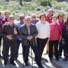 Se presentan las obras de restauración de la Fuente de Sopalmo y su entorno