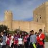 """Los alumnos de 2º de la ESO del Infanta Elena conocen más sobre nuestro Castillo con el programa """"Haciendo Historia"""""""