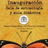 Este jueves se inaugura la remodelación de la sección de Entomología del Museo Jerónimo Molina