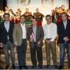 El escritor jumillano José Francisco Martí presentó en Logroño su libro dedicado a los concursos nacionales de Coros y Danzas