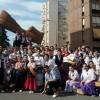 Jumilla y la Fiesta de la Vendimia forman parte esta tarde del desfile delBando de la Huerta
