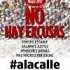 UGT, CC OO y USO convocan manifestaciones en Murcia y Cartagena  para el 1º de Mayo
