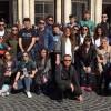 Los alumnos de Bachillerato del IES Arzobispo Lozano realizan su viaje de estudios a Italia