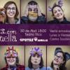 """El Teatro Vico acoge el próximo domingo la representación """"Cuentos con Huella"""" a beneficio de 4 Patas"""
