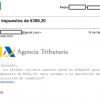 La Guardia Civil alerta sobre una campaña de phishing lanzada por organizaciones criminales, simulando ser la Agencia Tributaria