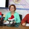 La Alcaldesa en rueda de prensa indica que la gasolinera de Avenida de Levante cuenta con todos los informes favorables