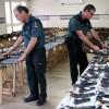 La Guardia Civil de Murcia celebra la exposición-subasta de armas del año 2017