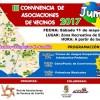 El Sábado de Romería va a tener lugar en Santa Ana, el III Encuentro de Asociaciones de Vecinos/as de Jumilla