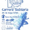 El CEIP Nuestra Señora de la Asunción celebra la décima edición de la Carrera Solidaria