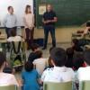 Salubridad Pública y Aguas de Jumilla ofrecen charlas en colegios para informar sobre las plagas urbanas