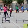 'Atletismo en la Escuela' enseñó cualidades como resistencia aeróbica, dominio del cuerpo y del espacio