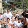 Los escolares del CEIP Nuestra Señora de la Asunción corren solidariamente