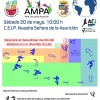 El C.E.I.P. Nuestra Señora de la Asunción propone 'Atletismo en la Escuela'
