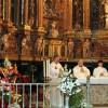 La misa de despedida al Cristo Amarrado se retrasa una hora
