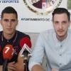 El futbolista jumillano Sergi Guardiola presenta su campus de fútbol