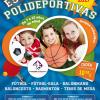 Las Escuelas Polideportivas de verano ofertan seis disciplinas y dos posibles turnos