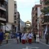 Corpus Christi: Los niños se vuelven a vestir de comunión