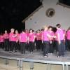 'Bailar pegados es bailar' y los participantes en Noche Mágica de San Juan, lo saben bien.