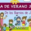 Las Aulas de Verano de los Barrios gran alternativa educativa, de ocio saludable y de hacer nuevos amigos/as para los niños/as de Jumilla durante la época estival