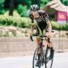 El ciclista jumillano Salva Guardiola frente a un reto de altura con los Campeonatos de España