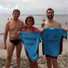 Tres miembros del Club Natación Jumilla presentes en la XIII Travesía Puerto de la Torre