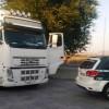 La Guardia Civil intercepta al conductor de un trailer de 40 toneladas conduciendo bajo los efectos de drogas