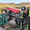 Un hombre ha fallecido en Jumilla atropellado por un tractor cuando trabajaba