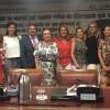 """Severa González: """"Gracias al esfuerzo de todos hemos aprobado las medidas que servirán de base para un Pacto de Estado que acabe con la violencia de género"""""""