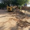 Comienzan las obras de accesibilidad del Jardín de Gloria Fuertes