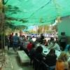 Gachamiga, cerveza, paella gigante y mucha fiesta en Las Encebras